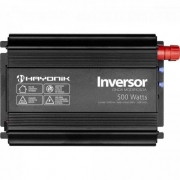 Inversor de Onda Modificada 500W 12VDC/220V PW11-3 HAYONIK