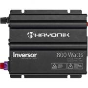Inversor de Onda Modificada 800W 24VDC/127V Cinza Escuro HAYONIK
