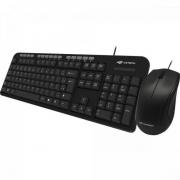 Kit Teclado + Mouse USB KT-100BK Preto C3TECH