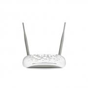 MODEM ROTEADOR WIRELESS TP-LINK N ADSL2+ DE 300MBPS TD-W8961N