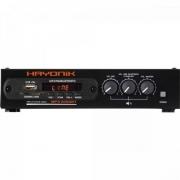 Módulo Pré Amplificador c/ Gongo FM/USB/MP3/Bluetooth MP3 2000BT HAYONIK