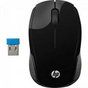 Mouse Wireless S/ Fio X200 Oman Preto HP