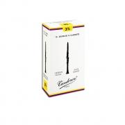Palheta White Master Alema 3,5 P/clarinete Sib Cx C/10 Cr1635 Vandoren