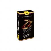 Palheta Zzjazz 2,5 P/sax Alto Cx C/10 Sr4125 Vandoren