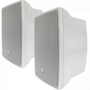 Par de Caixa Acústica Som Ambiente 50W C621B Branca JBL - PAR / 2