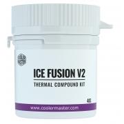 PASTA TÉRMICA ICE FUSION V2 - 40 GRAMAS - RG-ICF-CWR3-GP