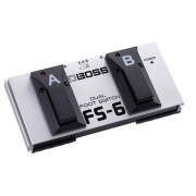 PEDAL BOSS FS-6 FOOTSWITCH DUAL