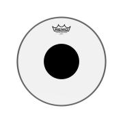 Pele 12 Pol Controlled Sound Transparente C/ Circulo Preto Cs-0312-10 Remo