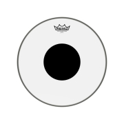 Pele 14 Pol Controlled Sound Transparente C/ Circulo Preto Cs-0314-10 Remo
