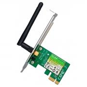 PLACA DE REDE WIRELESS PCI-EXPRESS N 150M - TL-WN781ND