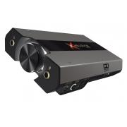 PLACA DE SOM - SOUND BLASTER X G6 - 7.1  PARA PS4, XBOX ONE, NINTENDO SWITCH E PC - 70SB177000000