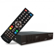 RECEPTOR DE TV DIGITAL VIA SATELITE SATMAX PLUS FULL HD SINAL SAT HD REGIONAL ETRS55