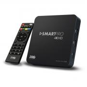 SMARTBOX WIFI 4K TRANSFORMAR TV EM UMA SMART PARA RECEPÇÃO DE CONTEÚDO DIGITAL 2GB PROSB-2000/2GB