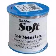 SOLDA SOFT FIO 1,0MM X 500G SR60.Q10