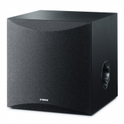 SUBWOOFER PARA HOME THEATER YAMAHA 8'' NS-SW050BL