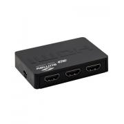 SWITCH HDMI MINI SUMAY 3E X 1S SM-SW300 (5017)