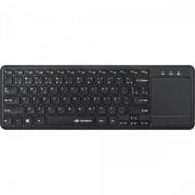 Teclado com Mouse Touch sem Fio KW-T100 Preto C3TECH