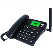 TELEFONE CELULAR RURAL FIXO DE MESA 4G E WIFI 7 BANDAS BDF-14