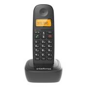 TELEFONE INTELBRAS SEM FIO TS 2510  PT