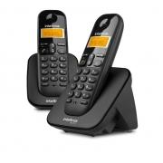 TELEFONE INTELBRAS TS 3112 PRETO