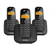 TELEFONE INTELBRAS TS 3113 2R PRETO
