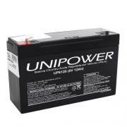 UNIPOWER BATERIA SELADA 6V 12AH (UP6120)