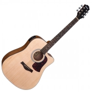 VIOLAO FOLK CUTWAY CPT AT SHELBY SGD193C STNT