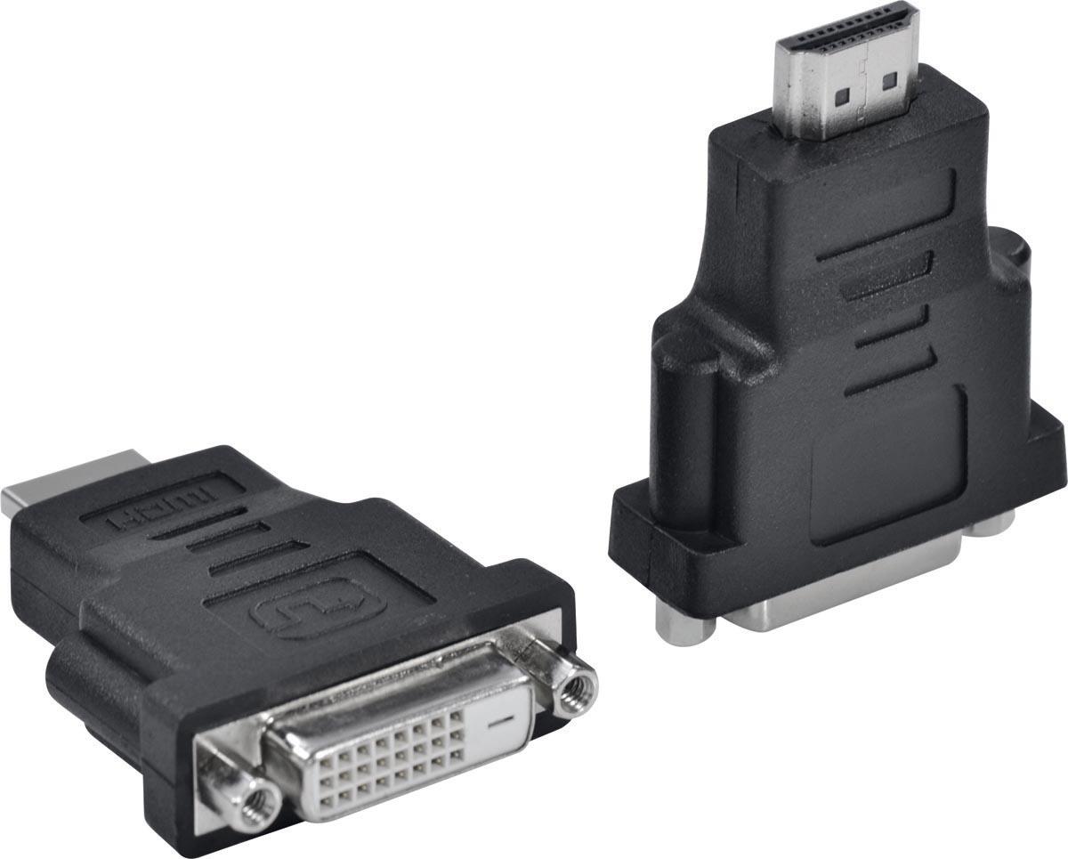 ADAPTADOR HDMI MACHO X DVI FÊMEA ADVIF-H - PC / 5