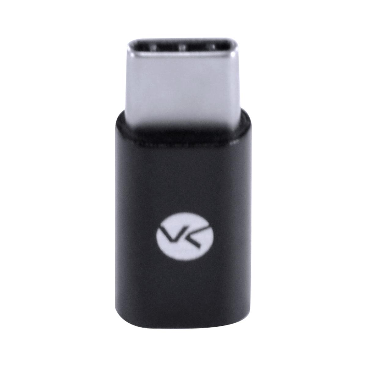 ADAPTADOR TIPO C X MICRO USB B 2.0 FÊMEA - ACMU - PC / 5