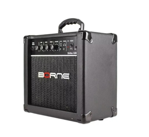 AMPLIFICADOR BORNE GUITARRA STRIKE G30