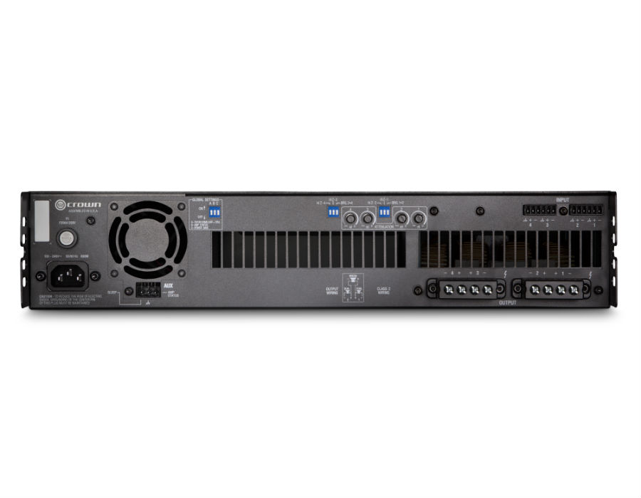 AMPLIFICADOR CROWN DCI 4/600