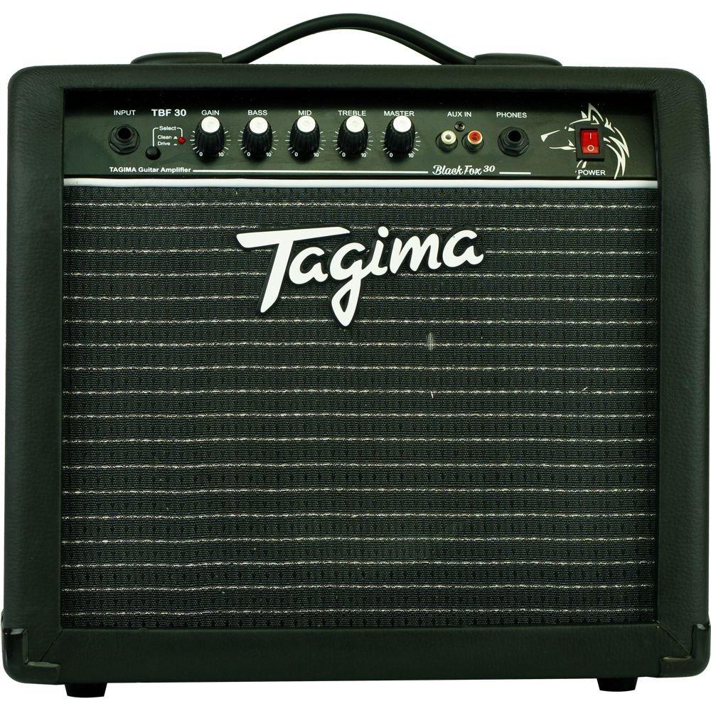 AMPLIFICADOR TAGIMA P/ GUITARRA BLACK FOX 30 (TBF 30 - BK)