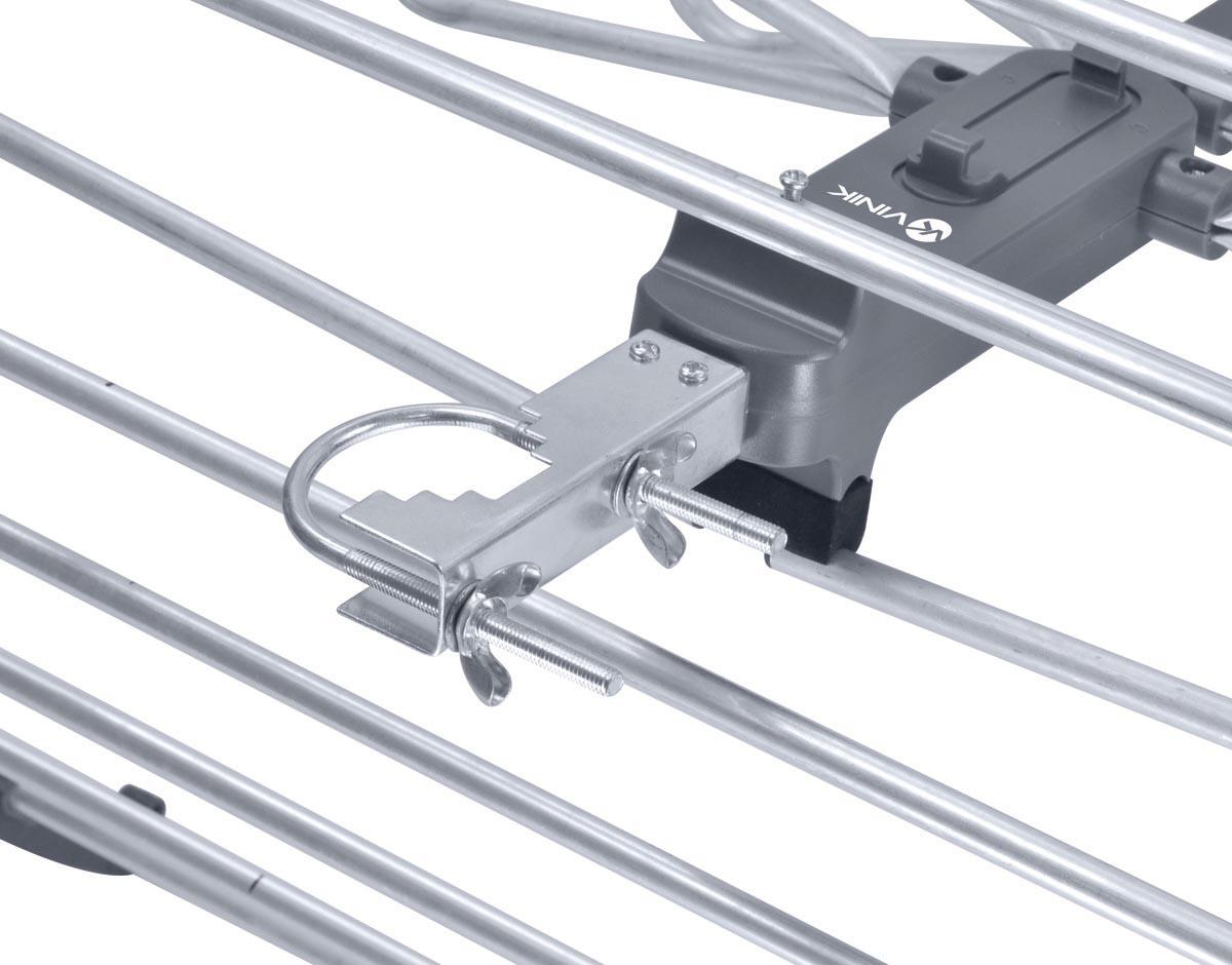 ANTENA EXTERNA DIGITAL FULL HD HDTV/UHF/VHF - HDO20