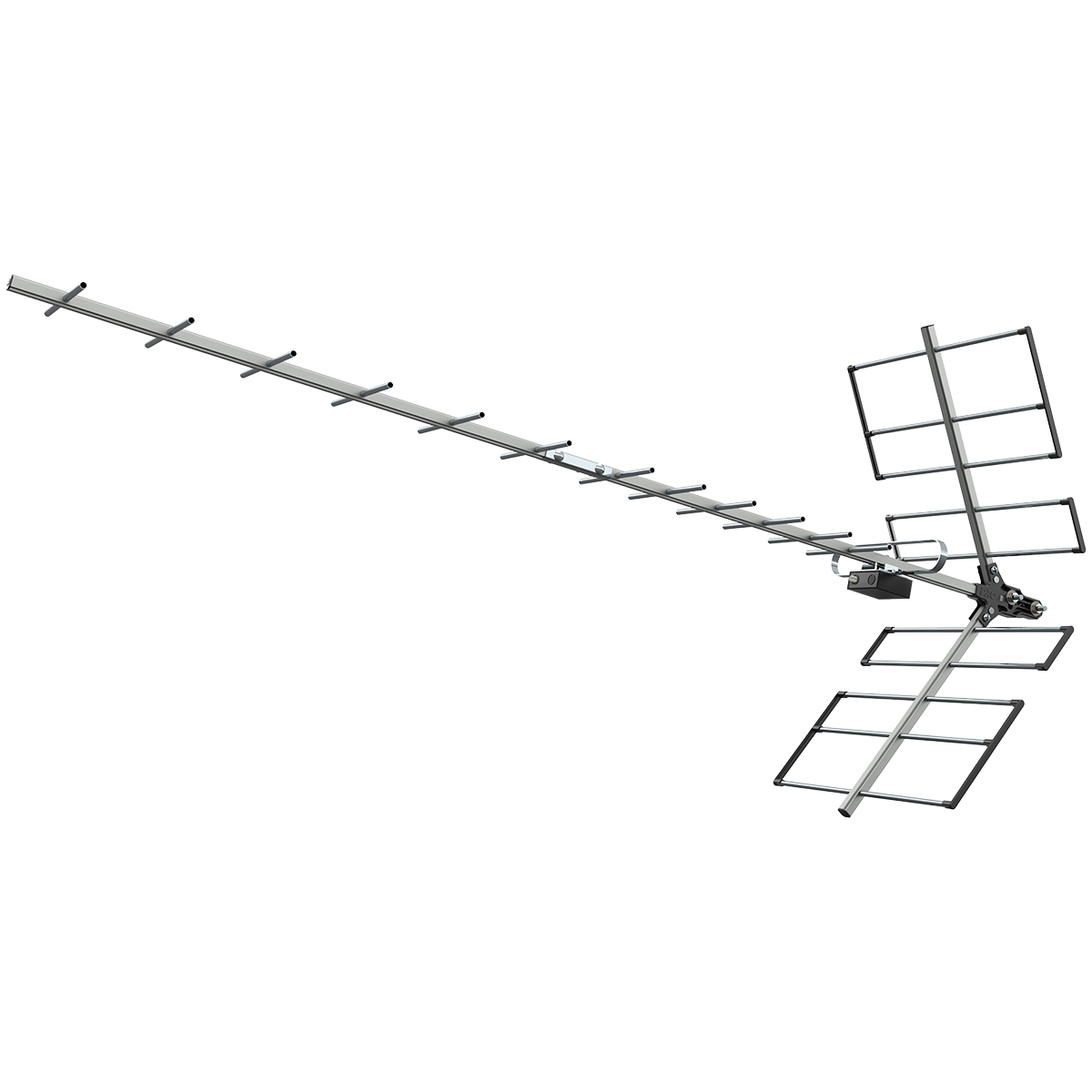 ANTENA UHF DIGITAL YAGI PROHD-1118
