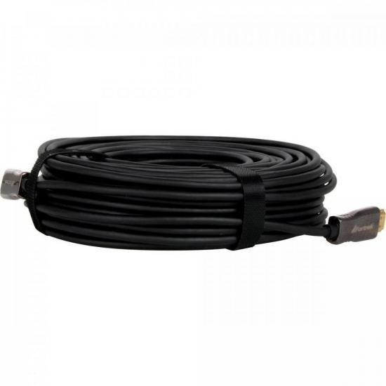 Cabo HDMI Fibra Optica 2.0 4K HFO240 40M FORTREK