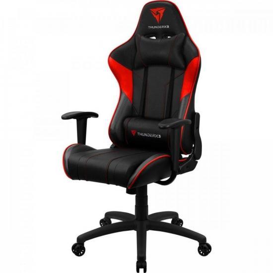 Cadeira Gamer EC3 Vermelha THUNDERX3