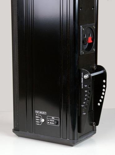 CAIXA ACUSTICA STANER SLR-208 (PRETA)