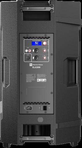 "CAIXA ATIVA ELECTRO VOICE ELX200-15P-GL 15"""