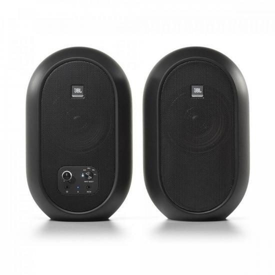 Caixa Monitor Bluetooth 60W 104BT Preto JBL
