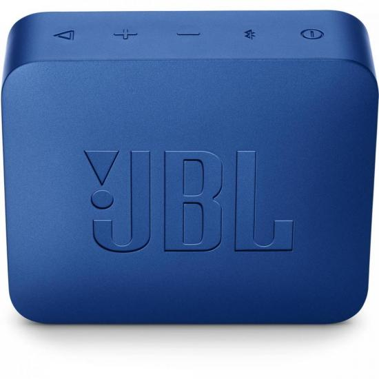Caixa Multimídia Portátil Bluetooth GO 2 Azul JBL