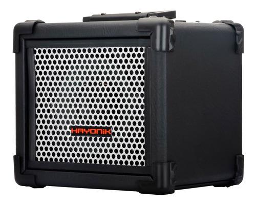 CAIXA MULTIUSO IRON 80 20W USB/SD/BLUET/FM PRETA HAYONIK