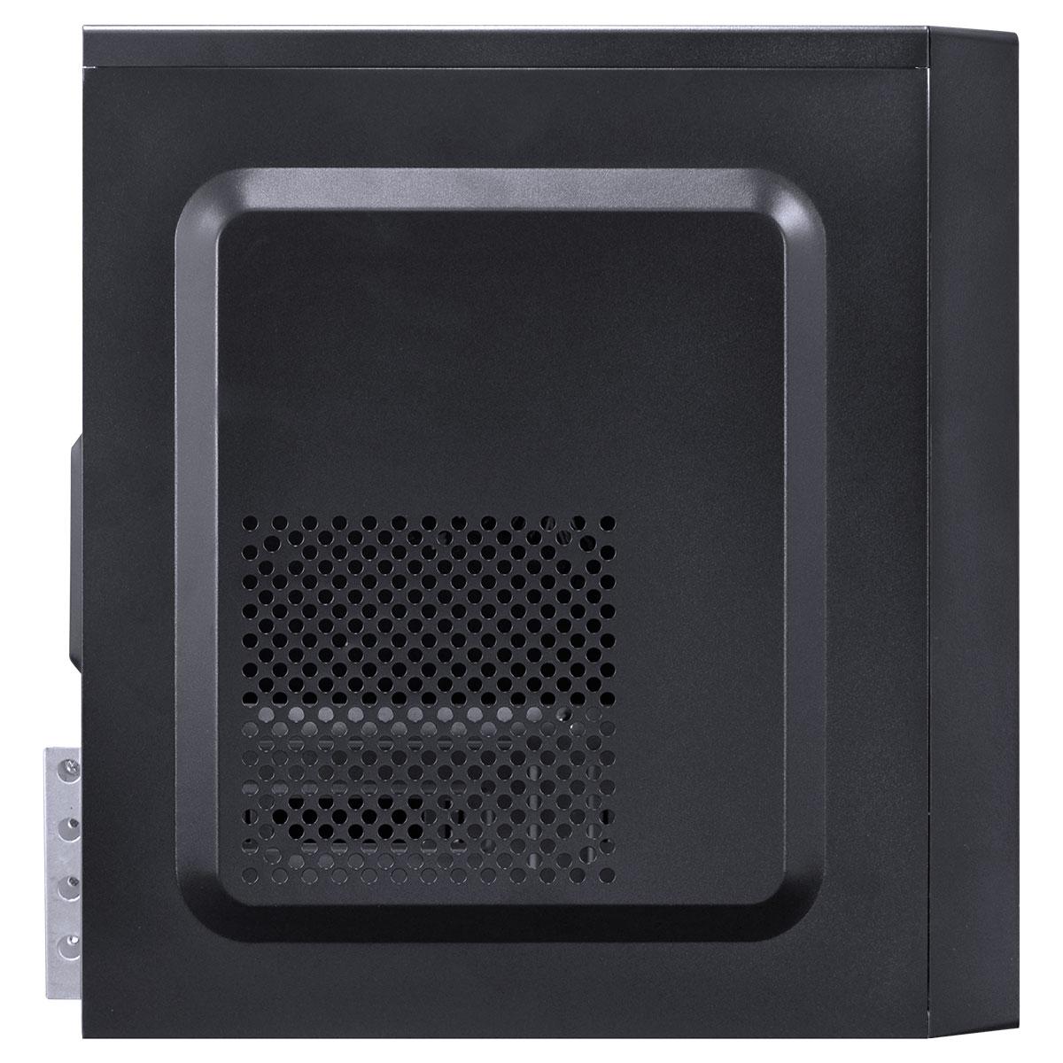 COMPUTADOR HOME H100 - CELERON DUAL CORE J1800 2.41GHZ MEM 4GB DDR3 SODIMM SEM HD/SSD HDMI/VGA FONTE 200W