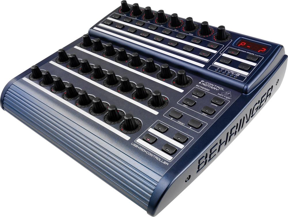 CONTROLADOR BEHRINGER BCR 2000