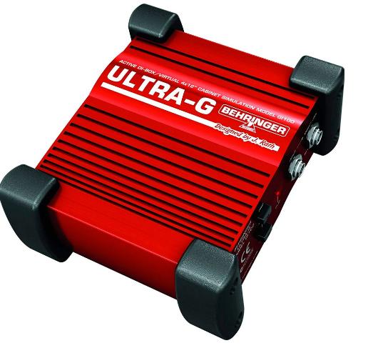 DIRECT BOX BEHRINGER ULTRA-GI 100