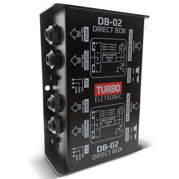 DIRECT BOX TURBO ELETRONIC DB-02