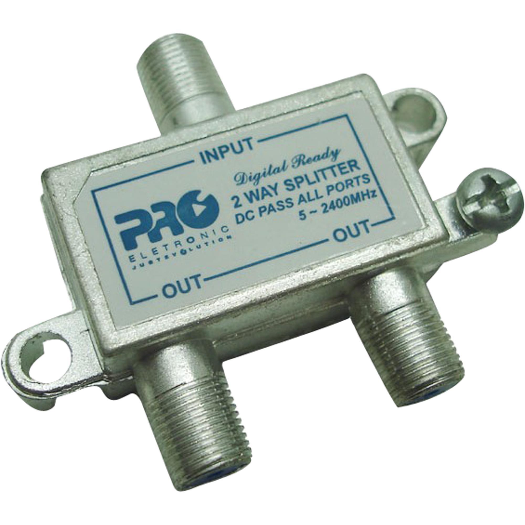 DIVISOR PROELETRONIC 1X2 2400MHZ PQDV 1022B