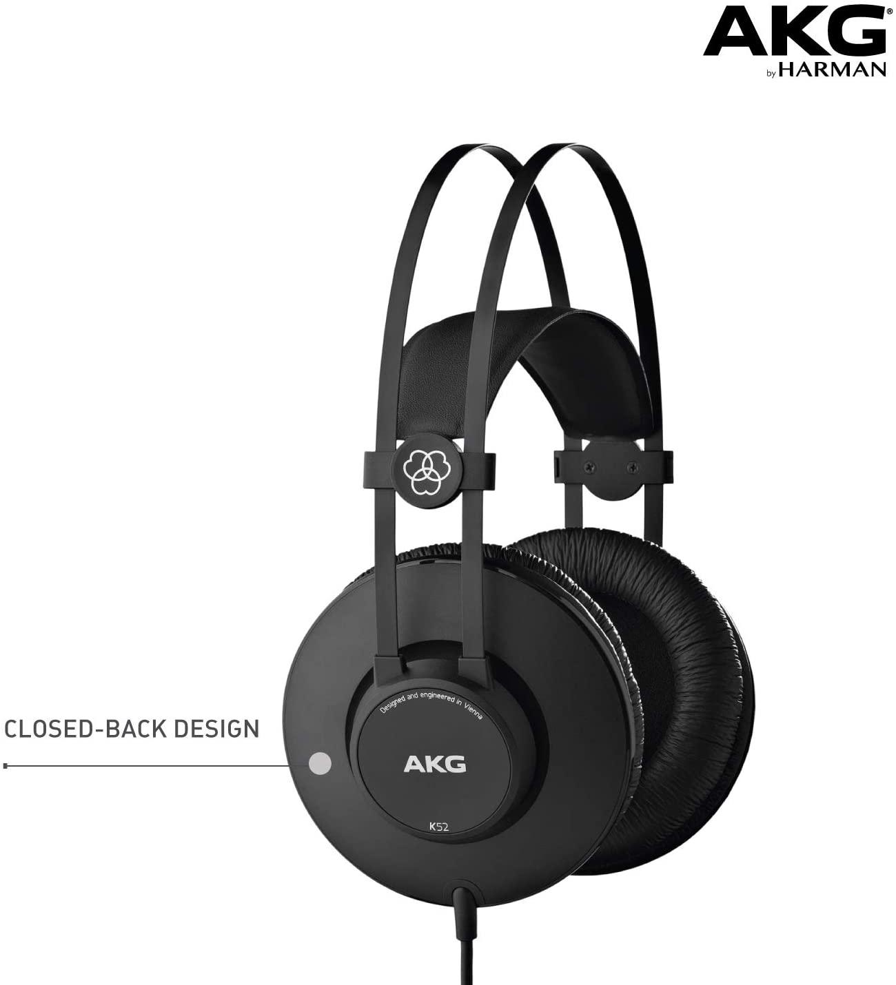 FONE DE OUVIDO AKG K52 (28950427)