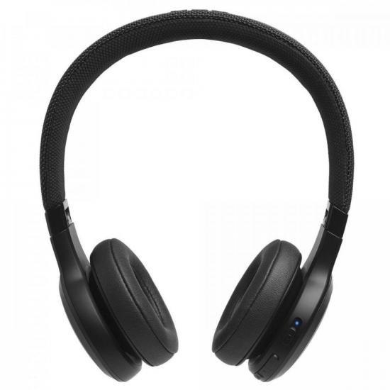 Fone de Ouvido Bluetooth Live 400 Preto JBL
