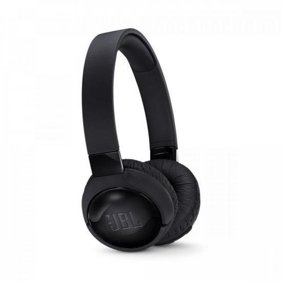 Fone de Ouvido Bluetooth On Ear Tune 600 Preto JBL