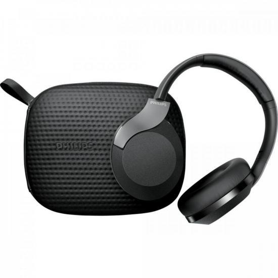 Fone de Ouvido Bluetooth TAPH805BK/00 Preto PHILIPS